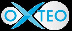 Logo Oxteo - Logiciel ostéopathe créé par des ostéopathes pour les ostéopathes