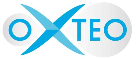 Logo Oxteo - Logiciel créé par des ostéopathes pour les ostéopathes