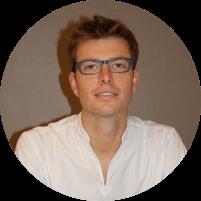 Photo de profil Pierre Halut - Logiciel Oxteo créé par des ostéopathes pour les ostéopathes
